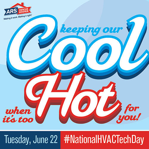 National HVAC Tech Day is June 22nd!