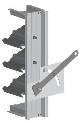 Manual actuators are operated by hand and require easy access for the operator.