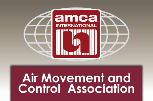 The Air Movement and Control Association is an international not-for-profit organization of HVAC manufacturers.