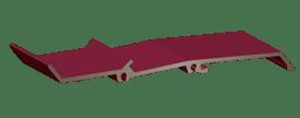 Non-Drainable Blade