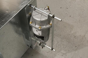 Pneumatic actuators must withstand an internal air pressure of five times its standard limit, and hold that pressure without bursting.