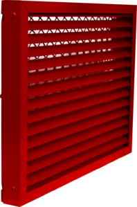 Add a quality finish to your louvers and maintain your building's aesthetic for years to come.