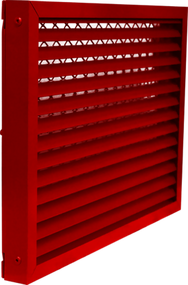 AS1S42H - Contour louvers have many applications