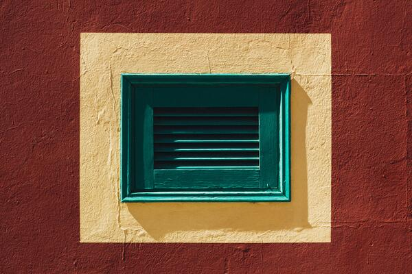 Make sure your louvers fit your building's aesthetic! A little color can go a long way.