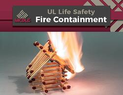 Our free guide on UL-rated Life Safety Products! Sign up now!